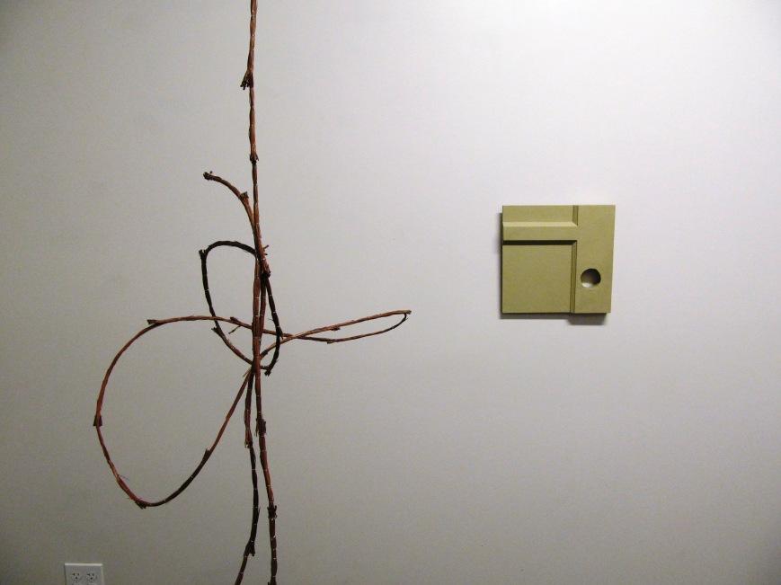 detail of Pump and Door